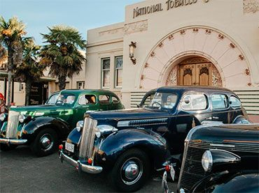 Art Deco Walks and Tours