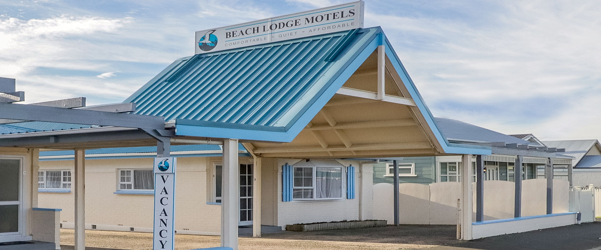 beach lodge motels