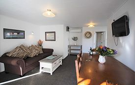 large 2-bedroom unit