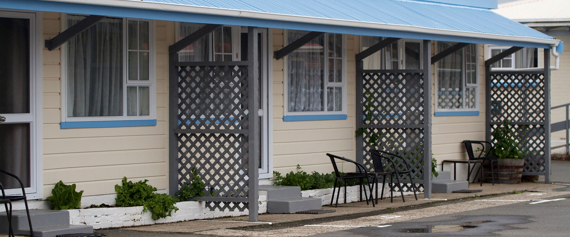 beach lodge motels units