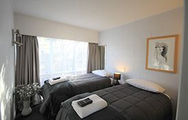 1-bedroom apartment single beds