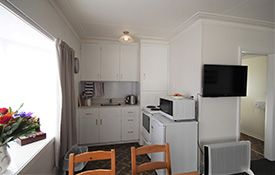 2-bedroom unit single kitchen