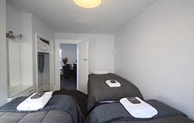 3-bedroom family unit