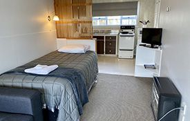 1-bedroom unit (3PPL)