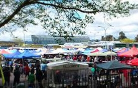 Otara and Mangere Markets