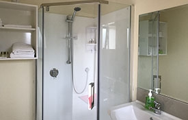 premium king studio shower
