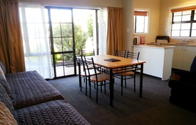 one-bedroom apartment that can accommodate up to 5 persons