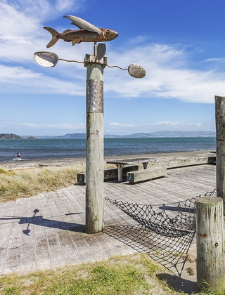 Image of Petone Beach