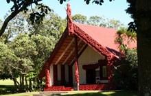 Waitangi history in Paihia, New Zealand
