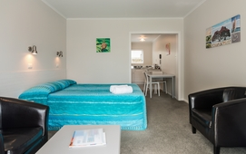 Studio special budget accommodation
