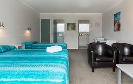 spacious superior accommodation