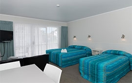 Deluxe Studio at Averill Court Motel, Paihia, New Zealand