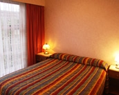 comfortable accommodation close to many activities