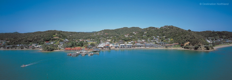 Bayview Motel has views over Paihia Beach and the beautiful Bay of Islands