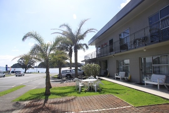 waterfront accommodation in Paihia Bay of Islands