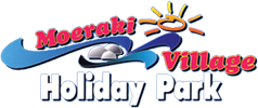 Moeraki Village Holiday Park Logo
