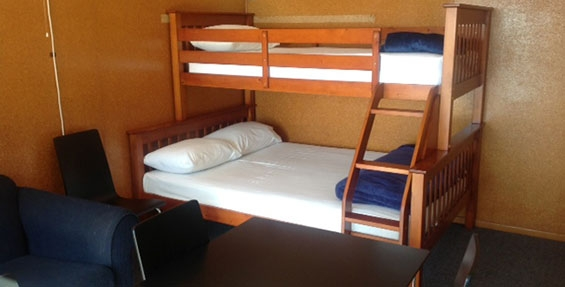 Bunkroom bunk beds