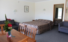 One-bedroom unit at ASURE Cherry Court Motor Lodge, Whangarei New Zealand