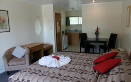 comfortable accommodation with private spa pool