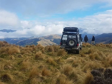 4X4 Adventures – Lord of the Rings Tour