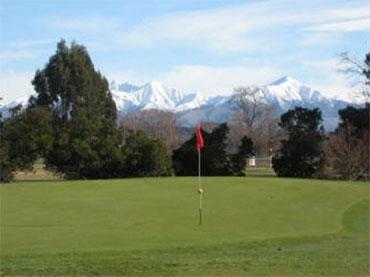 Geraldine District Golf Club