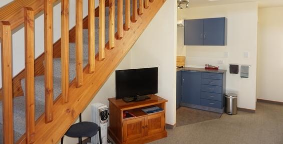 standard 2-bedroom unit
