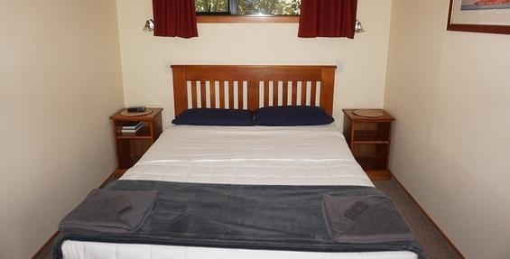 standard 2-bedroom unit lounge