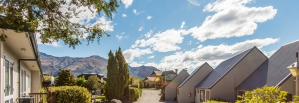 Image of Manuka Crescent Motel in Wanaka