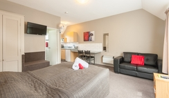 Image of Classic studio accommodation at Manuka Crescent Motel Wanaka