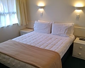 One bed room unit with queen size bed