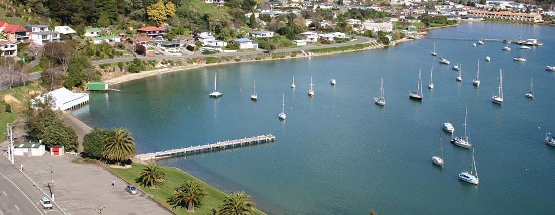 Waikawa Bay