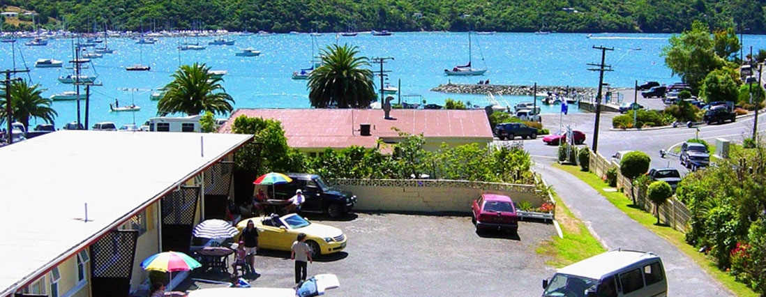 Waikawa Bay motel