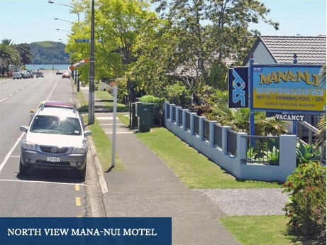 north-view Mana Nui Motel