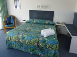 super king-size bed in studio units