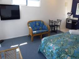studio unit with access facilities