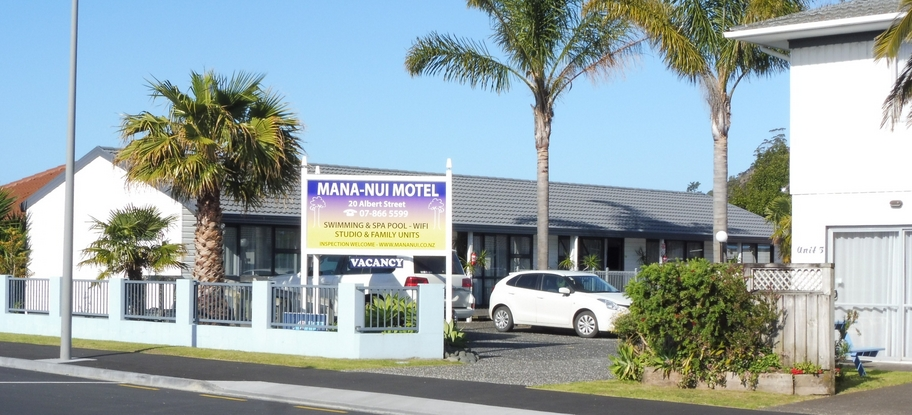 by staying at our motel guests get full value for their money