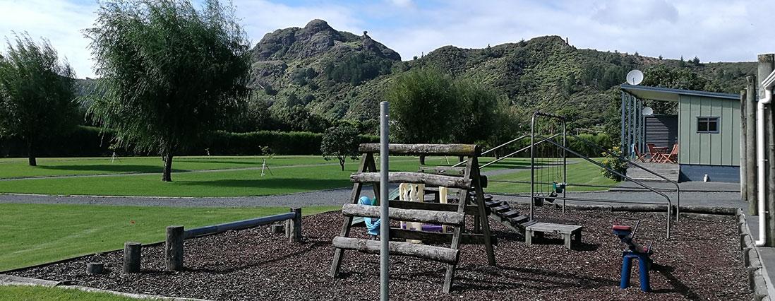 safe playground for children