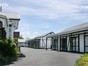 Knightsbridge Motor Lodge : Outside
