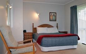 ground-floor 1-bedroom unit