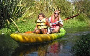 Kayak Wai Maori Freshwater Adventures