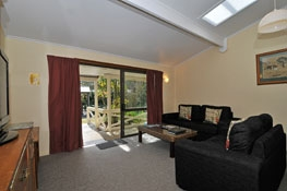2 Bedroom Large Garden Suite