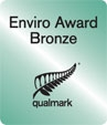 Qualmark Enviro Award Bronze