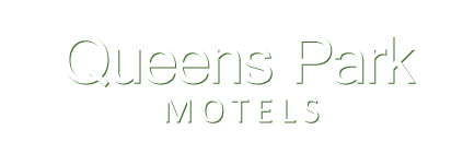 Queens Park Motel Logo