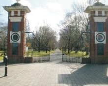 Feldwick Gates - Queens Park, Invercargill