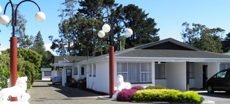 About Queens Park - Motels in Invercargill