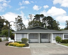 Queens Park Motel Accommodation, Invercargill