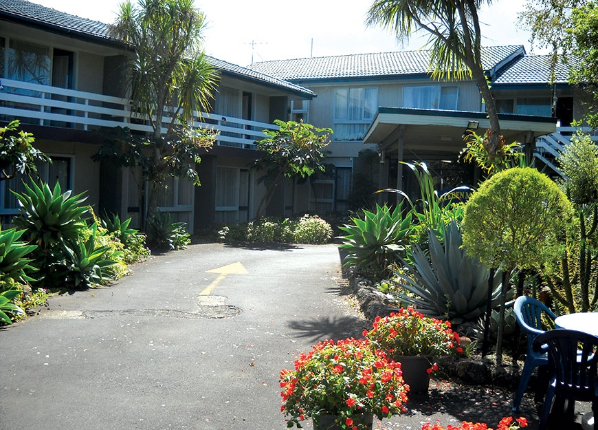 Auckland affordable motel