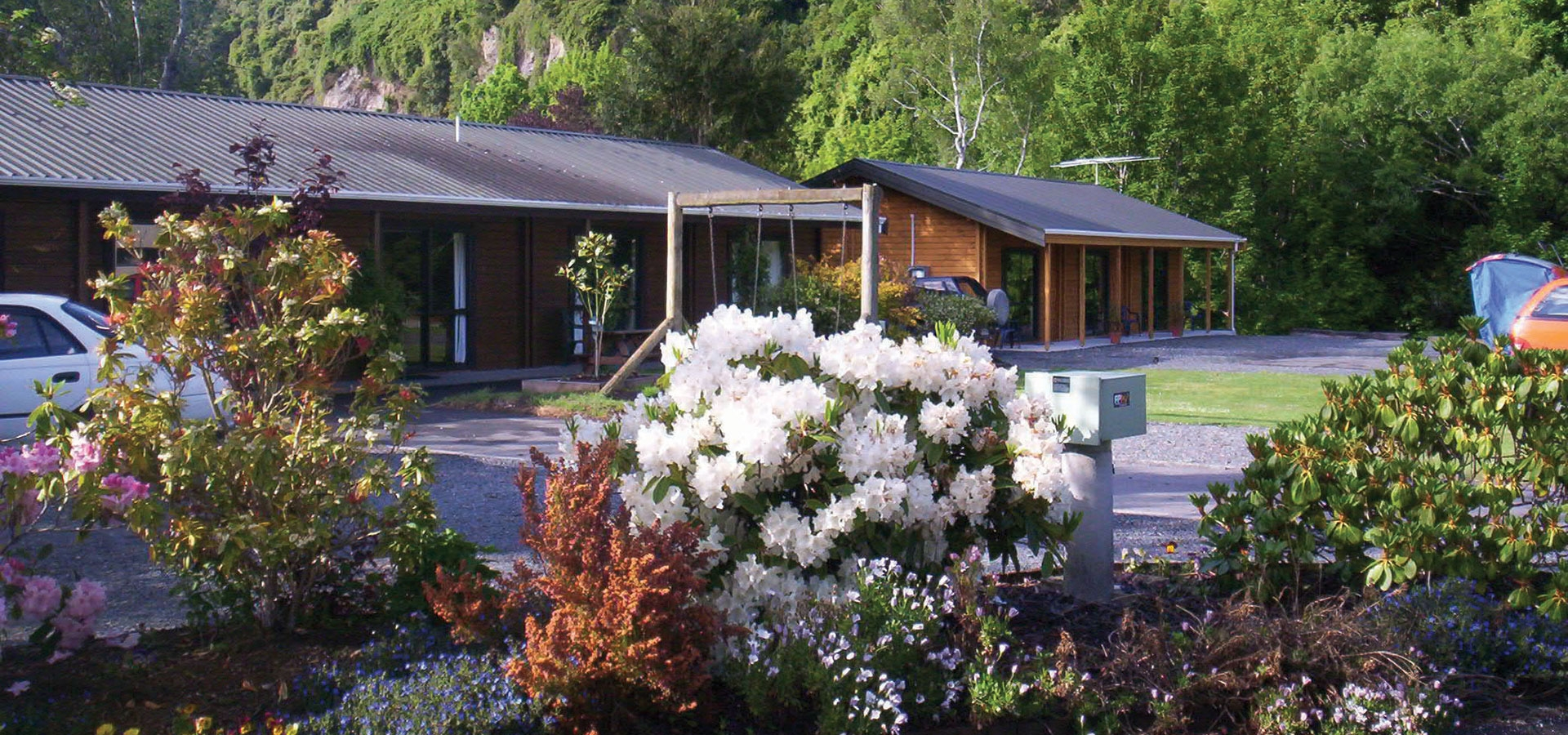 leith valley holiday park