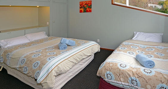 upstairs apartment bedroom 1