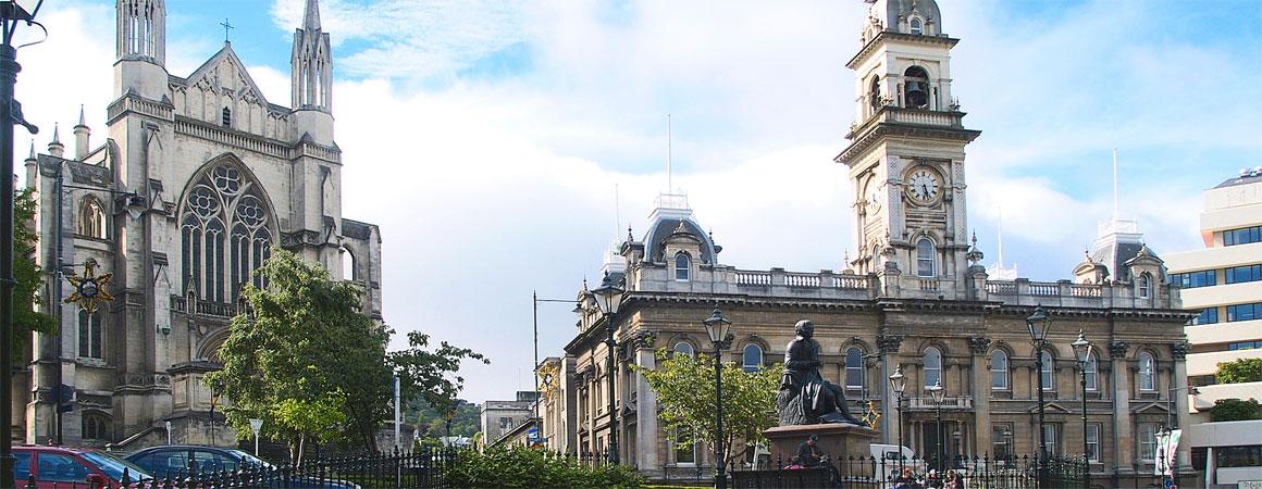 Dunedin city centre